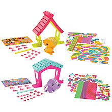 Buy AmiGami Figure & House Set, Assorted Online at johnlewis.com