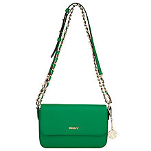 Buy DKNY Bryant Park Small Leather Across Body Bag Online at johnlewis.com