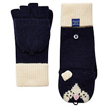 Buy Joules Women's Pawsfield Wool Mix Gloves, One Size Online at johnlewis.com