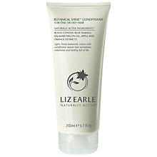 Buy Liz Earle Shine Conditioner for Fine/Oily Hair, 200ml Online at johnlewis.com