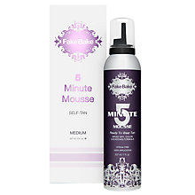 Buy Fake Bake 5 Minute Mousse, 207ml Online at johnlewis.com