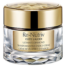 Buy Estée Lauder Re-Nutriv Ultimate Diamond Transformative Energy Creme, 50ml Online at johnlewis.com