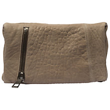 Buy Gerard Darel Portobello Alba Clutch Bag, Camel Online at johnlewis.com