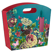 Buy John Lewis Butterfly Shimmer Gift Bag, Medium Online at johnlewis.com