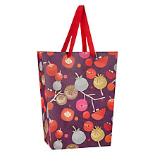 Buy John Lewis Winter Fruits Gift Bag, Large Online at johnlewis.com