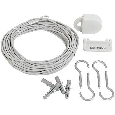 Product photo of Brabantia clothes line set