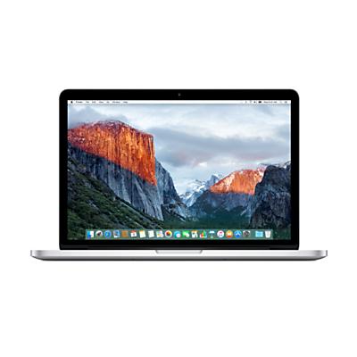 "Image of Apple MacBook Pro with Retina Display, Intel Core i5, 8GB RAM, 128GB Flash Storage, 13.3"""
