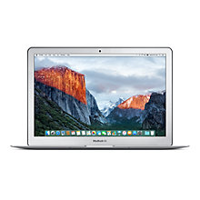 "Buy Apple MacBook Air, Intel Core i5, 4GB RAM, 256GB Flash Storage, 13.3"" Online at johnlewis.com"