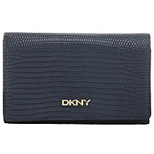 Buy DKNY Tribeca Leather Medium Carryall Wallet Online at johnlewis.com