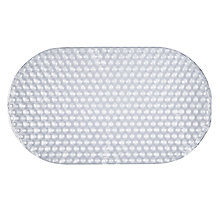 Buy John Lewis Bubble In Bath Mat, Clear Online at johnlewis.com