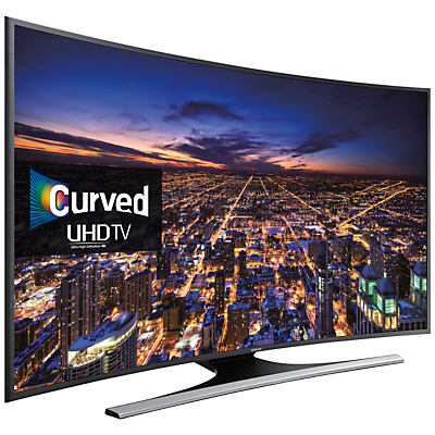 Samsung UE48JU6500 Curved 4K Ultra HD Smart TV, 48