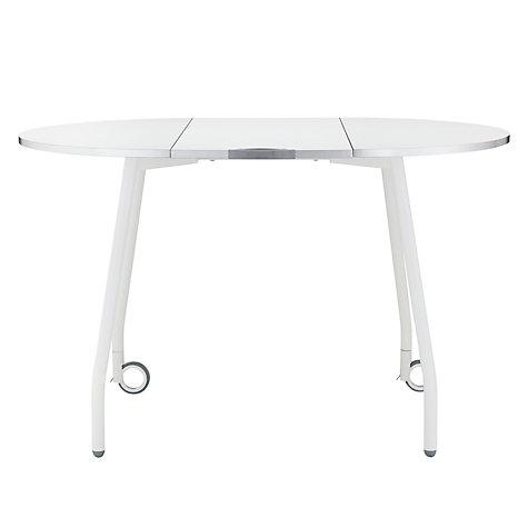 Buy Calligaris Blitz Folding Dining Table White John Lewis : 234324476alt3prodmain from www.johnlewis.com size 475 x 475 jpeg 8kB
