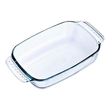 Buy Pyrex Roasters Square & Rectangle, Set of 2 Online at johnlewis.com