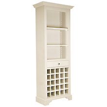 Buy Neptune Chichester Tall Wine Rack, Limestone Online at johnlewis.com