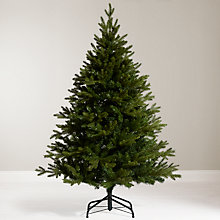 Buy John Lewis Kensington Fir Christmas Tree, 5ft Online at johnlewis.com