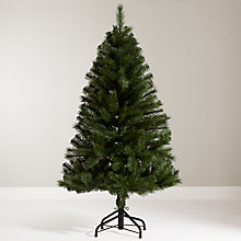 Buy John Lewis 4ft Fireside Christmas Tree Online at johnlewis.com