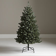 Buy John Lewis Jade Spruce Christmas Tree, 5ft Online at johnlewis.com