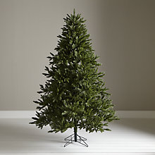 Buy John Lewis Stirling Premium Fir Christmas Tree, 7ft Online at johnlewis.com