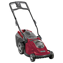Buy Mountfield Princess 38Li Freedom48 Electric 4 Wheel Rear Roller Lawnmower Online at johnlewis.com