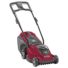 Buy Mountfield Princess 34Li Freedom48 Electric 4 Wheel Rear Roller Lawnmower Online at johnlewis.com
