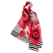Buy Coast Printed Floral Scarf, Multi Online at johnlewis.com