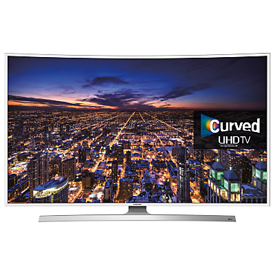 Samsung UE48JU6510 Curved 4K Ultra-HD Smart TV, 48