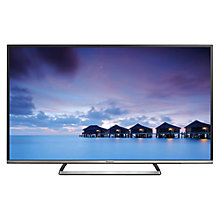 "Buy Panasonic Viera 50CS520B LED HD 1080p Smart TV, 50"" with Freetime, Freeview HD and Built-In Wi-Fi Online at johnlewis.com"