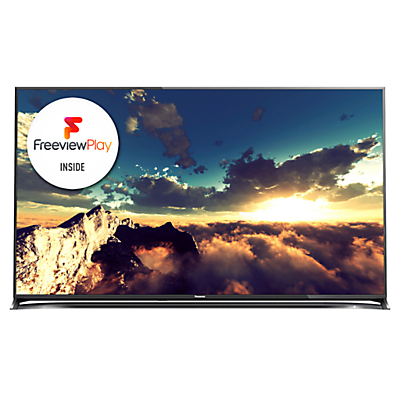 Panasonic Viera TX-65CX802B LED 4K Ultra-HD 3D Smart TV, 65