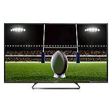 "Buy Panasonic Viera TX-55CX680B LED 4K Ultra HD Smart TV, 55"" with Freeview HD and Built-In Wi-Fi Online at johnlewis.com"