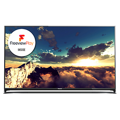 Panasonic Viera TX-50CX802B LED 4K Ultra-HD 3D Smart TV, 50
