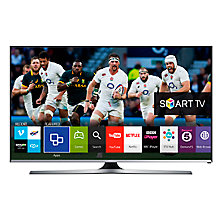 "Buy Samsung UE32J5500 LED HD 1080p Smart TV, 32"" with Freeview HD and Built-In Wi-Fi with HW-J550 Wireless Soundbar Online at johnlewis.com"