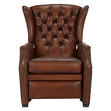 Buy John Lewis Albert Leather Recliner Chair Online at johnlewis.com