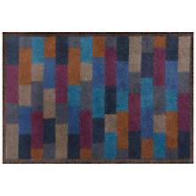 Buy Turtle Mat Linear Squares Door Mat Online at johnlewis.com