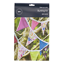 Buy John Lewis Bunting Mini Sewing Kit Online at johnlewis.com