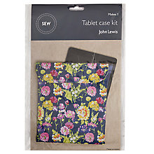 Buy John Lewis Tablet Case Mini Sewing Kit Online at johnlewis.com