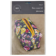 Buy John Lewis Pencil Case Mini Sewing Kit Online at johnlewis.com
