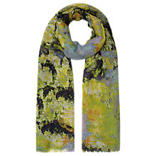 Buy Whistles Bodega Print Scarf, Multi Online at johnlewis.com