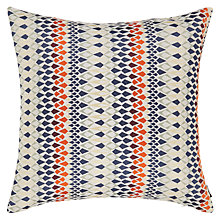 Buy Margo Selby for John Lewis Jasper Cushion, Multi Online at johnlewis.com