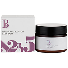 Buy Bloom and Blossom Baby Balm, 50ml Online at johnlewis.com