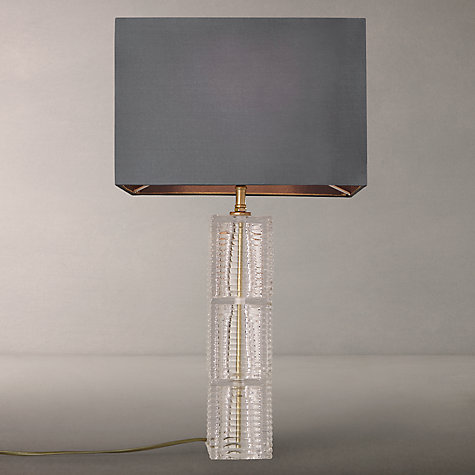 Buy john lewis astoria table lamp john lewis for Table lamp shades john lewis