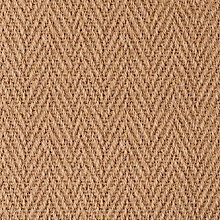 Buy Coir Herringbone Natural Carpet Online at johnlewis.com