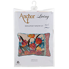 Buy Anchor Living Ruby Flash Needlepoint Tapestry Kit Online at johnlewis.com