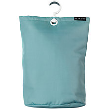 Buy Brabantia Hanging Laundry Bag, Mint Online at johnlewis.com