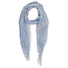 Buy French Connection Blossom Scarf, Tampa Bay Online at johnlewis.com