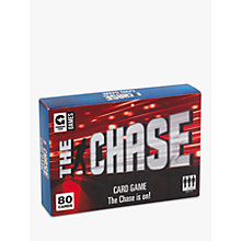 Buy The Chase Card Game Online at johnlewis.com