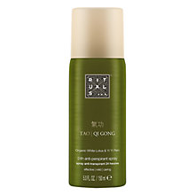 Buy Rituals Tao Qi Gong Deodorant Spray, 150ml Online at johnlewis.com