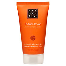 Buy Rituals Laughing Buddha Fortune Body Scrub, 150ml Online at johnlewis.com
