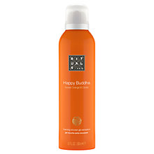 Buy Rituals Happy Buddha Shower Foam, 200ml Online at johnlewis.com