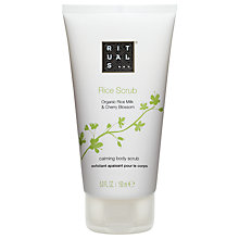Buy Rituals Sakura Rice Scrub, 150ml Online at johnlewis.com
