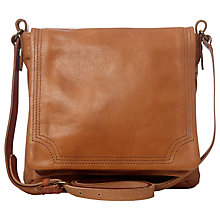 Buy White Stuff Michelle Bag, Dark Tan Online at johnlewis.com